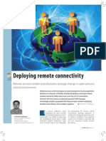 Remote Connectivity White Paper