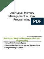Linux Memory Management