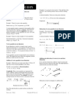Physics Notes Motion