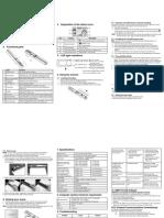 Manual Scanner Rmagic Wand