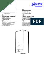 saunier duval themaclassic c25e manual