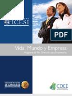 Alta Direccion Empresarios Folleto2011