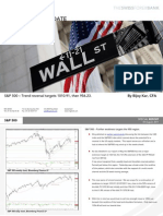 Special Study Update - S&P500