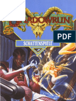 Shadowrun 008 - Nigel Findley - Schattenspiele