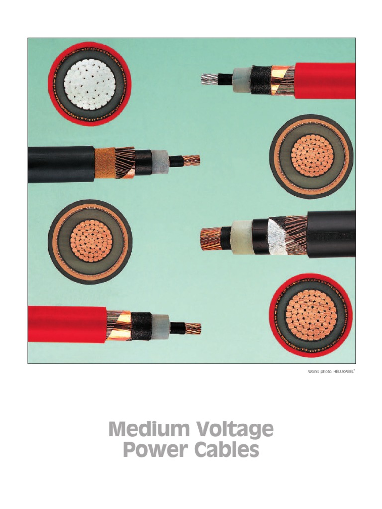 N.medium Voltage Power | Cable | Insulator (Electricity)