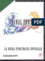 Final Fantasy X - Guida Ufficiale Ita
