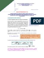 GUIA DE PROBLEMAS Nº04 FUERZAS Y CAMPOS MAGNETICOS PRODUCIDOS X CORRIENTES ELECTRICAS 2