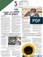St. Joe Times - August 2011