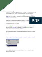 Configurar Outlookexpres