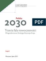 Polska 2030. Trzecia fala nowoczesności.
