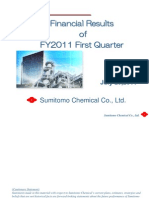 Sumitomo Chemical Presentation Slides