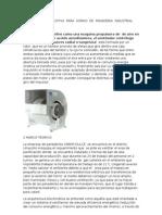 Ventilacion Exhaustiva Para Horno de Panaderia Industrialh