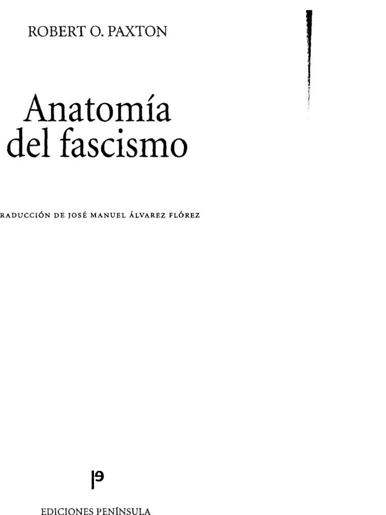 10 Paxton Anatomia Del Fascismo Cap 3