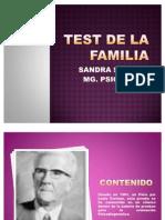 Test de La Familia