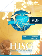 HISG 10 Year Impact Report