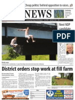 Maple Ridge Pitt Meadows News - August 5, 2011 Online Edition