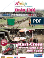 Brochure Nat Kart Cross Gard 2011