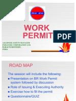 Work Permit System