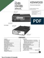 TK-5710 Service Manual