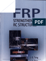 FRP-Strengthened RC Structures by J. G. Teng
