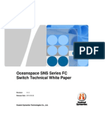 Ocean Space SNS Series FC Switch Technical White Paper V1