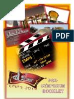 EMPS 2011_Pre-Symposium Booklet