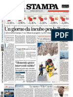 La Stampa 05.08.11