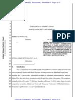 Swift v. Zynga Compelling Arbitration