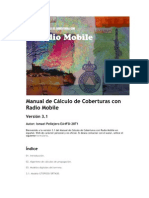 Manual de Cálculo de Coberturas con Radio Mobile