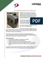 Fact Sheet 1kWJP8 Generator