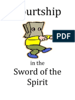 Courtship in the Sword of the Spirit