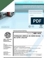 Nbr 14039-2003 - Ed. Comentada