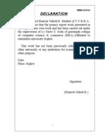 TATA MOTORS MBA Porject Report Prince Dudhatra (2)