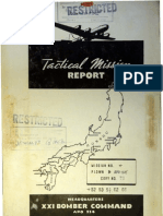 21st Bomber Command Tactical Mission Report 52etc, Ocr