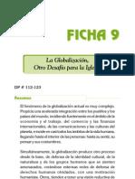 Ficha 9 - La Globalizacion Otro Desafio Para La Iglesia