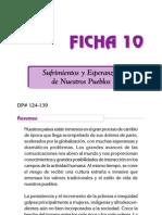 Ficha 10 - Sufrimientos y Esperanzas de Nuestros Pueblos