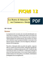 Ficha 12 - Los Rostros de La Inhumana Pobreza