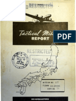21st Bomber Command Tactical Mission Report 126, Ocr