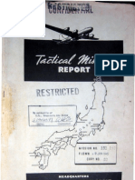 21st Bomber Command Tactical Mission Report 191, 193, Ocr