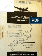 21st Bomber Command Tactical Mission Report 195, 200, Ocr