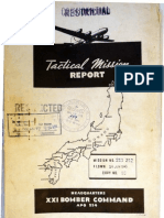 21st Bomber Command Tactical Mission Report 210, 212, Ocr