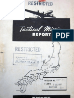 21st Bomber Command Tactical Mission Report 247, 250, Ocr
