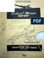 21st Bomber Command Tactical Mission Report 255etc, Ocr