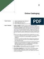 Online Cataloging