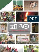 Hechos e Imagenes - Memoria Anual APE2010