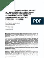 Topolcic Bibliography
