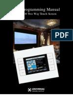 KP-4000 CCP Programming Manual