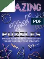 (2006) Amazing Aha! Puzzles by Lloyd King