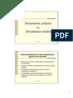 7 Inventarios Ciclicos vs Totales