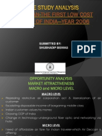 Case Study Analysis- Air Deccan-group-By-sdb